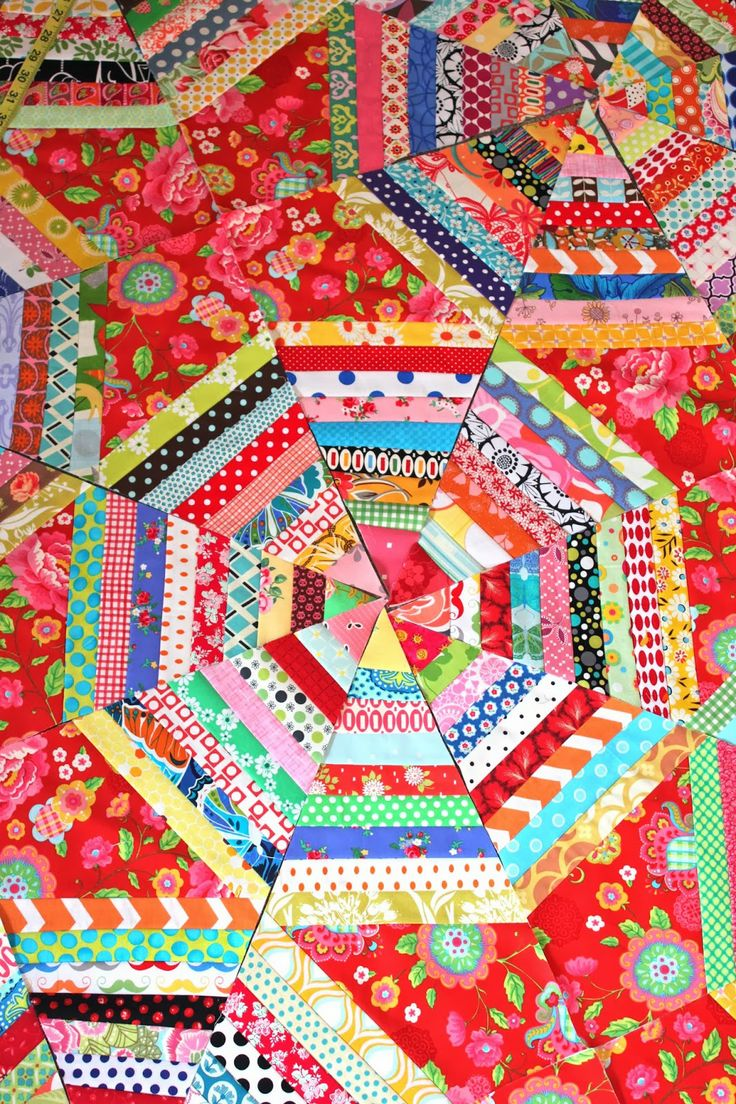Background study  Brights Lollyquiltz: February 2014