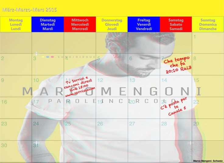 Agenda D'Agosto