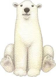 oso polar dibujo animado - Buscar con Google