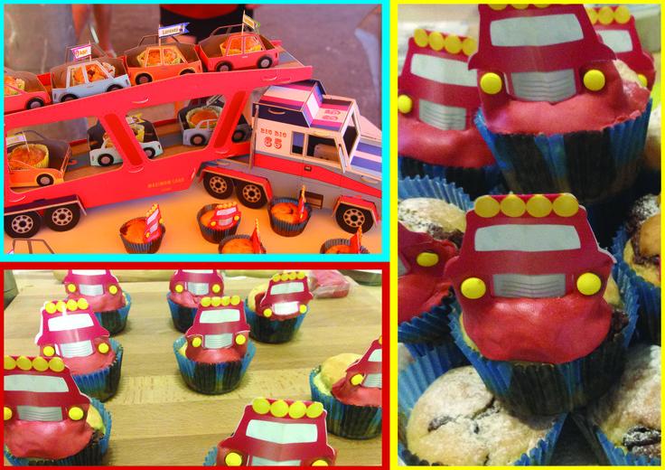 Muffin car e Muffin tir