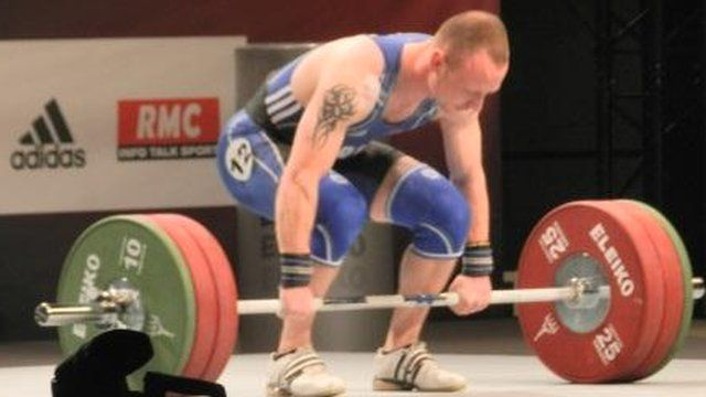 Great Britain's weightlifters head to Turkey this week for the European Championships,  where they hope to achieve lifts which will take them one step closer to qualifying for London 2012.  BBC Sport's Nick Hope  caught up with some of the 12-strong team members who were going for big totals in their final training session in Leeds ahead of the 2012 Euros.