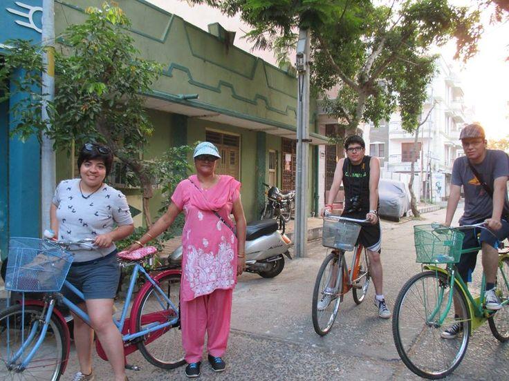 Wake Up Pondy Cycle Tour