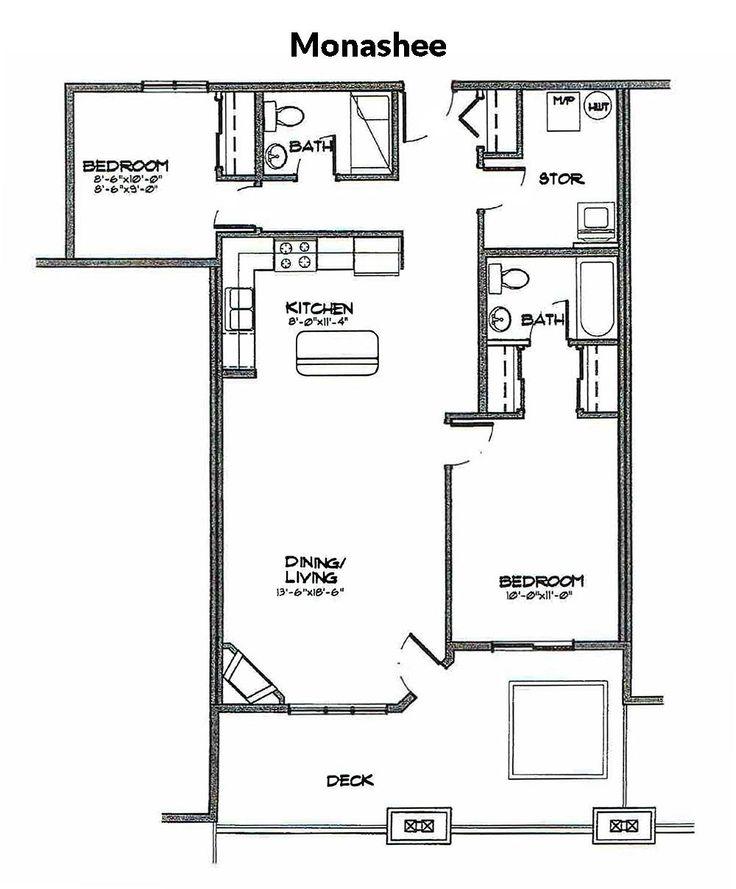 Monashee Floor Plan