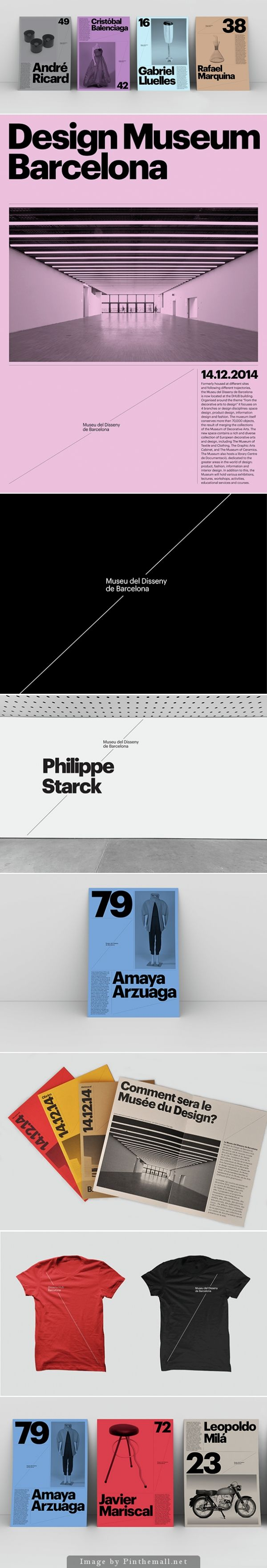 Atlas: Barcelona Design Museum identity
