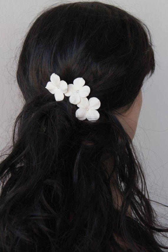 Flowers for hair?