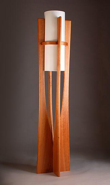 homemade lighting ideas. Apollo By Kyle Dallman (Wood Floor Lamp Homemade Lighting Ideas