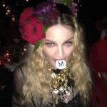 Madonna's Birthday Party Pictures