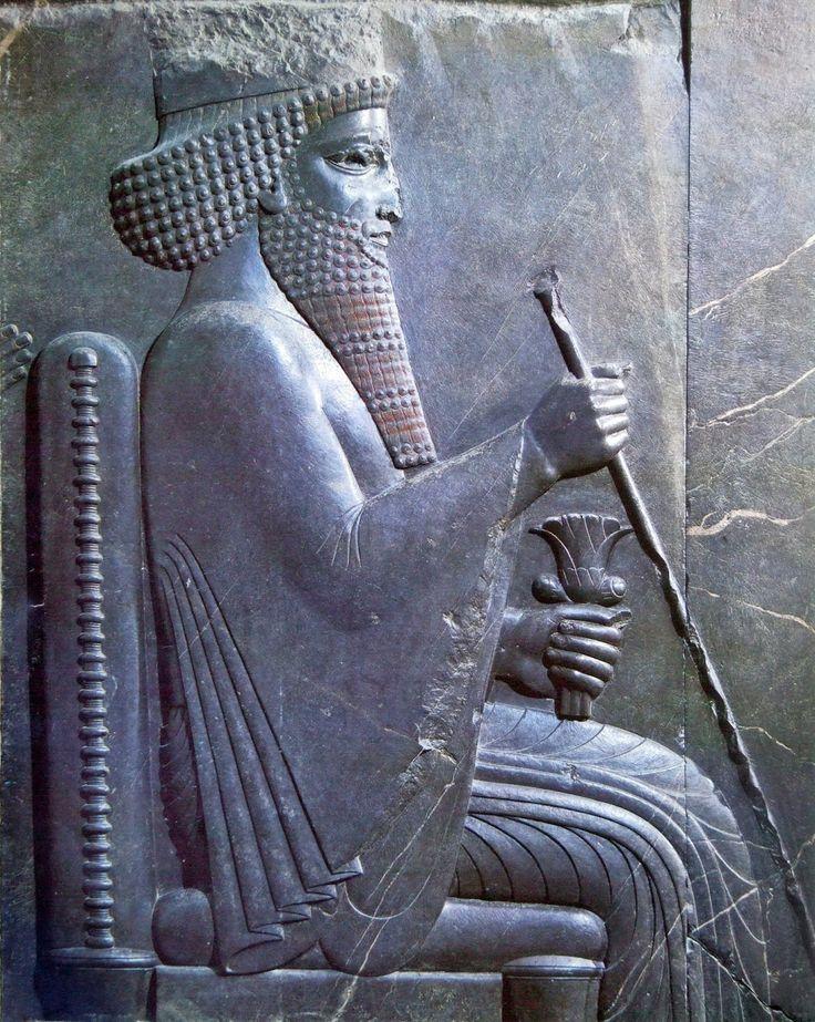 Babylonian statue of Nebuchadnezzar