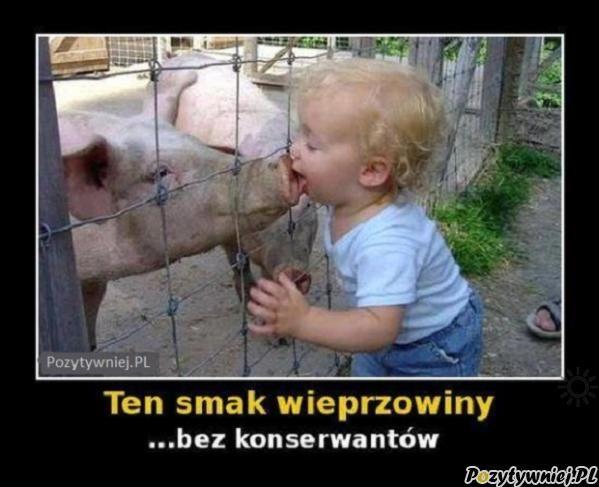 Wieprzowina bez konserwantów