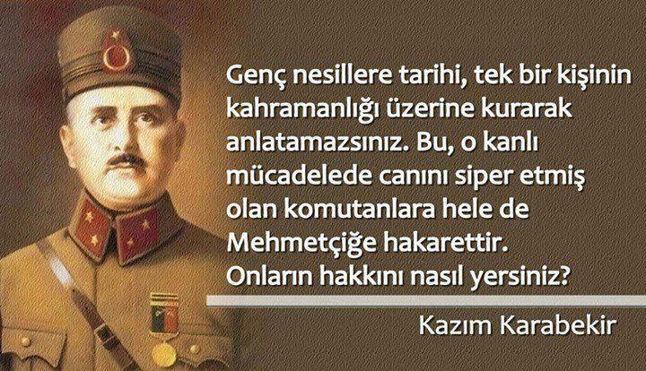 Kazım Karabekir Paşa