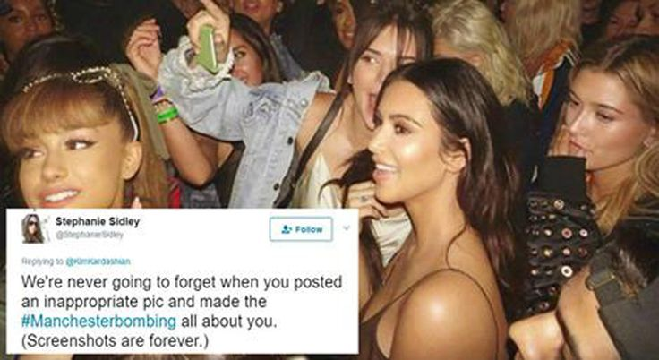 Kim Kardashian Slammed For Throwing Emotionless Tribute On Manchester Attack ! http://www.mastpunjabi.info/rCL8G?utm_campaign=crowdfire&utm_content=crowdfire&utm_medium=social&utm_source=pinterest