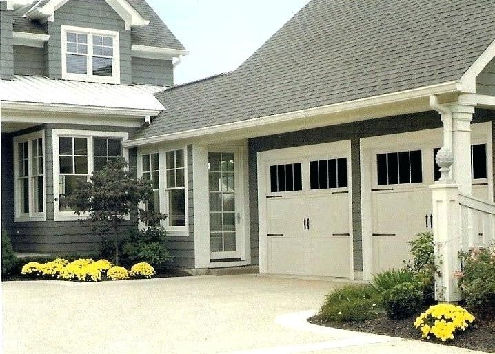 Garage Attached To House By Breezeway House Plans With Breezeway And Attached Garage New Garage To House Br Carriage House Garage Carriage House House Exterior