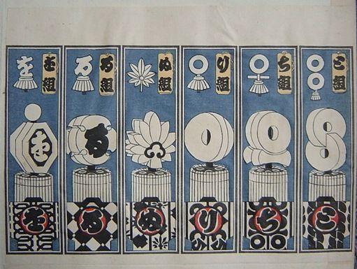 木遣塚慰霊納札会 2011年2月号の8の画像:植村七之助納札貼り込み帖
