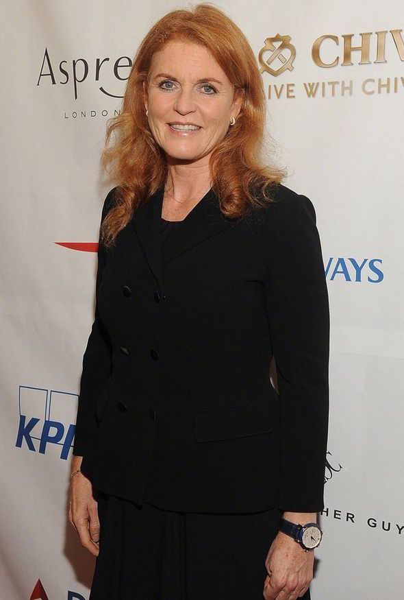 Sarah Ferguson weight loss 2014: How Fergie dropped 5 lbs in 5 months