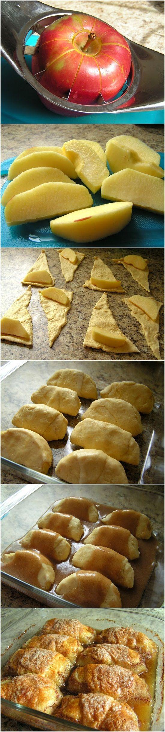 Country Apple Dumplings Recipe
