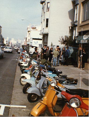 The Bat Cave, Valencia — 80s San Francisco mod scene
