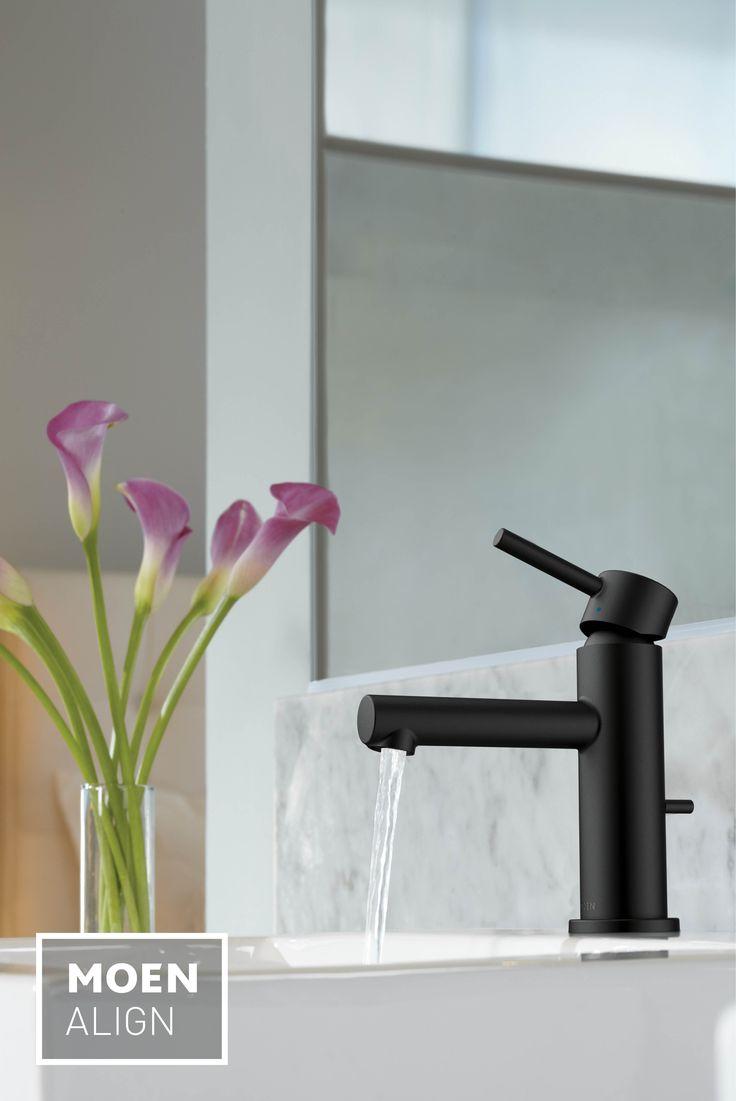 22 best Matte Black images on Pinterest | Master bathroom, Master ...