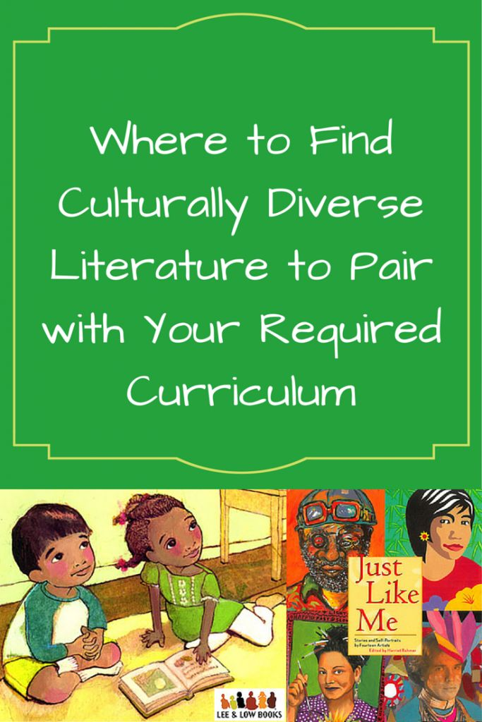 Multicultural children's literature validates the perspectives of ...