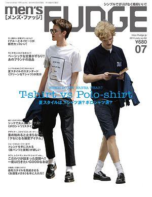 men's FUDGE vol.64 2014/07