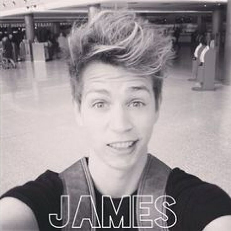 James | The Vamps | McVey