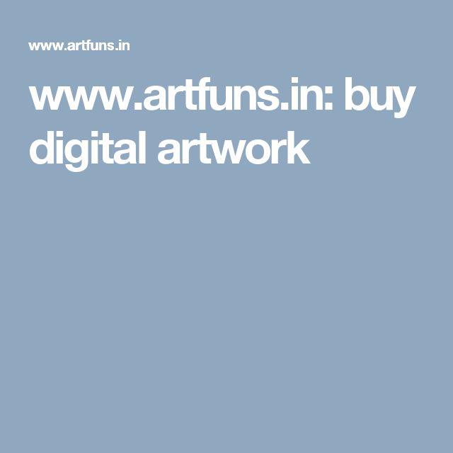www.artfuns.in: buy digital artwork
