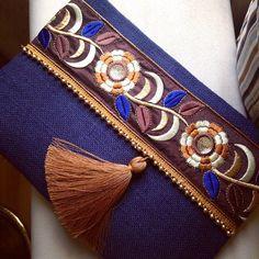 Bohemian Clutch, Ethnic handbag, Womens bag, Evening Clutch, Casual Bag, Boho Bag, Gift for her, Mothers day gift by BOHOCHICBYDAMLA on Etsy