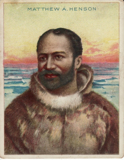 matthew henson artic explorer It isn't easy sharing an igloo with snoring men when arctic explorer matthew  henson found himself in this predicament, he resisted the urge to.