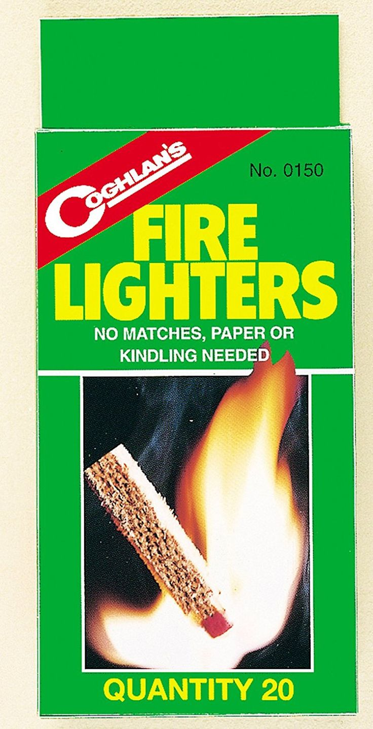 Coghlans 0150 Fire Lighters * New offers awaiting you