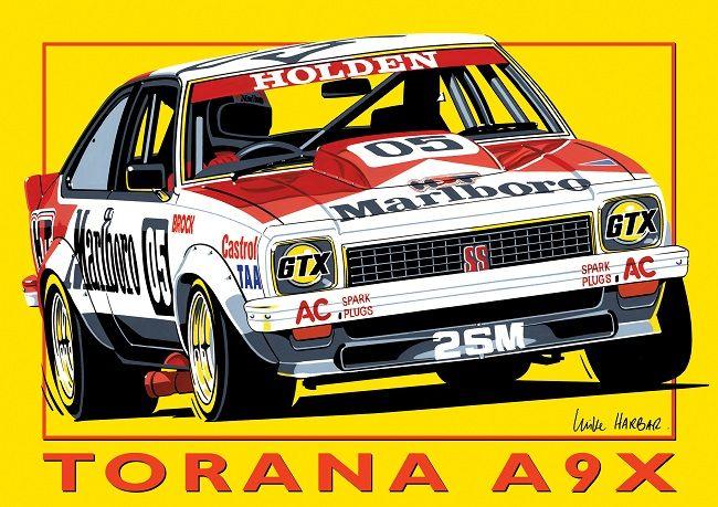 TORANA  A9X