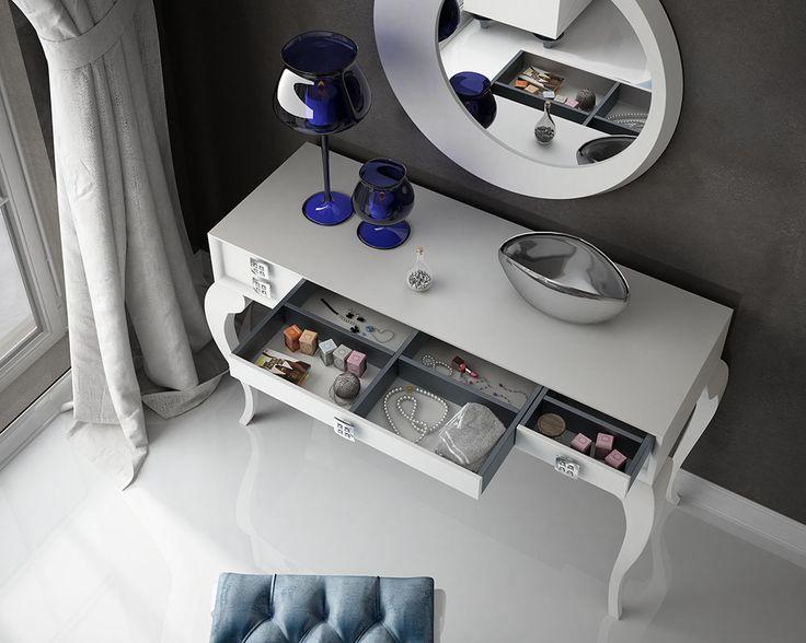 Mejores 29 imágenes de Tocadores / Dressing Table en Pinterest ...
