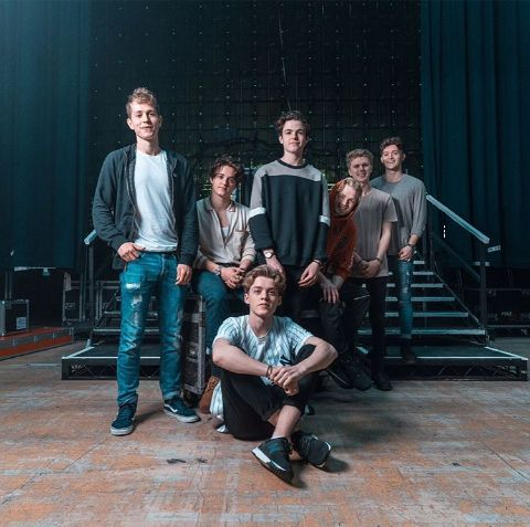 New Hope Club &a The Vamps
