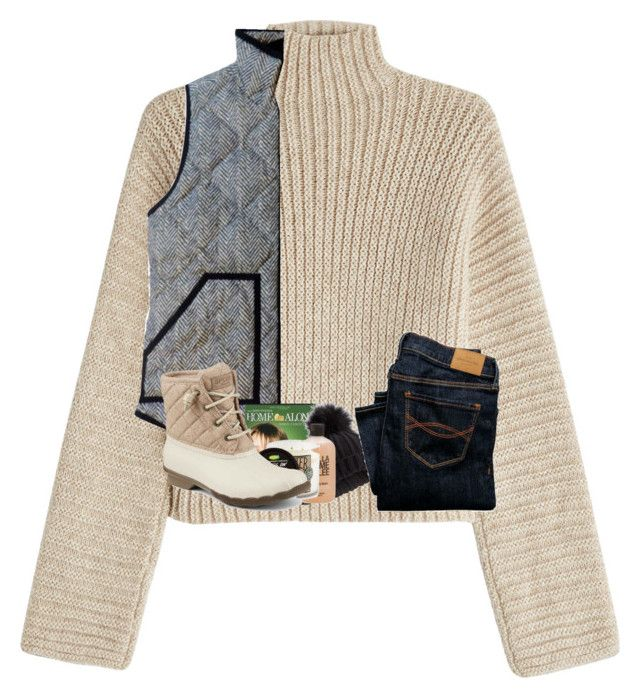 """❤️"" by rileykleiin ❤ liked on Polyvore featuring Rosetta Getty, J.Crew, Miss Selfridge and Sperry"