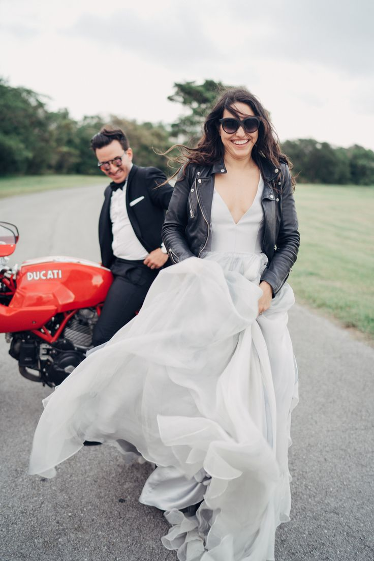 Edgy Styled Bridal Shoot by Donna Irene Weddings