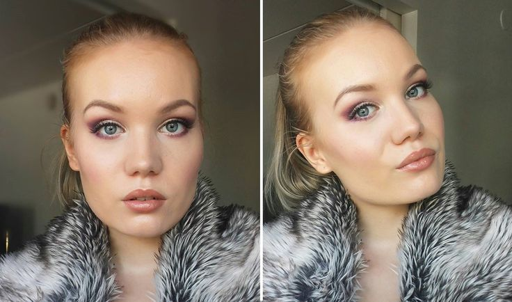 Autumn inspired makeup