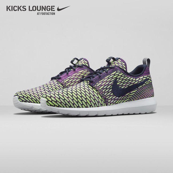 Femmes Nike Roshe Un Tricot Jacquard Bhmd