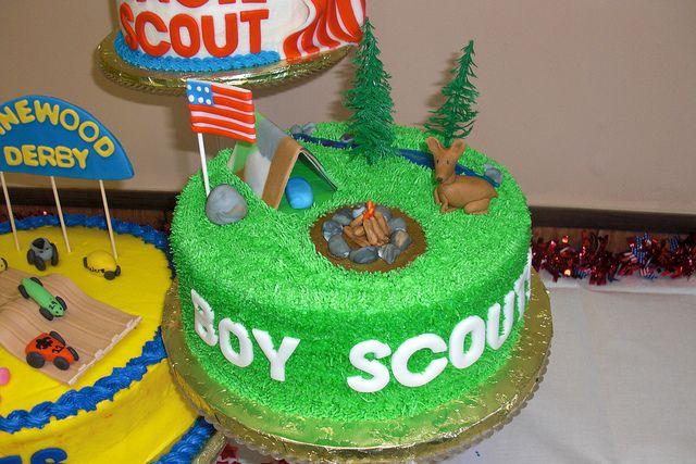 Boy Scout level