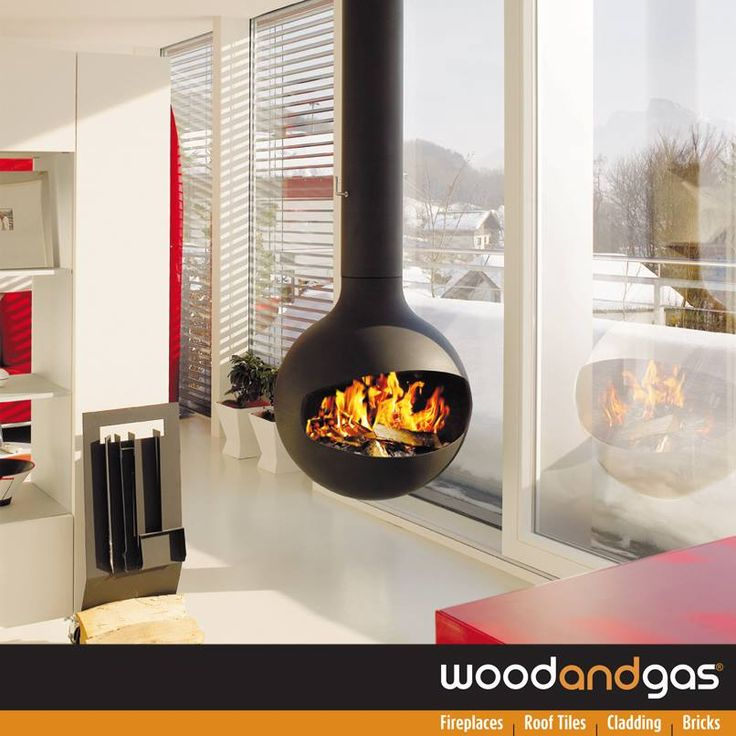 The perfection of #Geometry allied with the purity of fire!   Round, compact fireplace is a serene, discreet yet warm presence, pivoting so the fire can be turned to any point in the room. #Bathyscafocus, is more a reward than a #Fireplace, a perfect balance between #Style and #Technology!