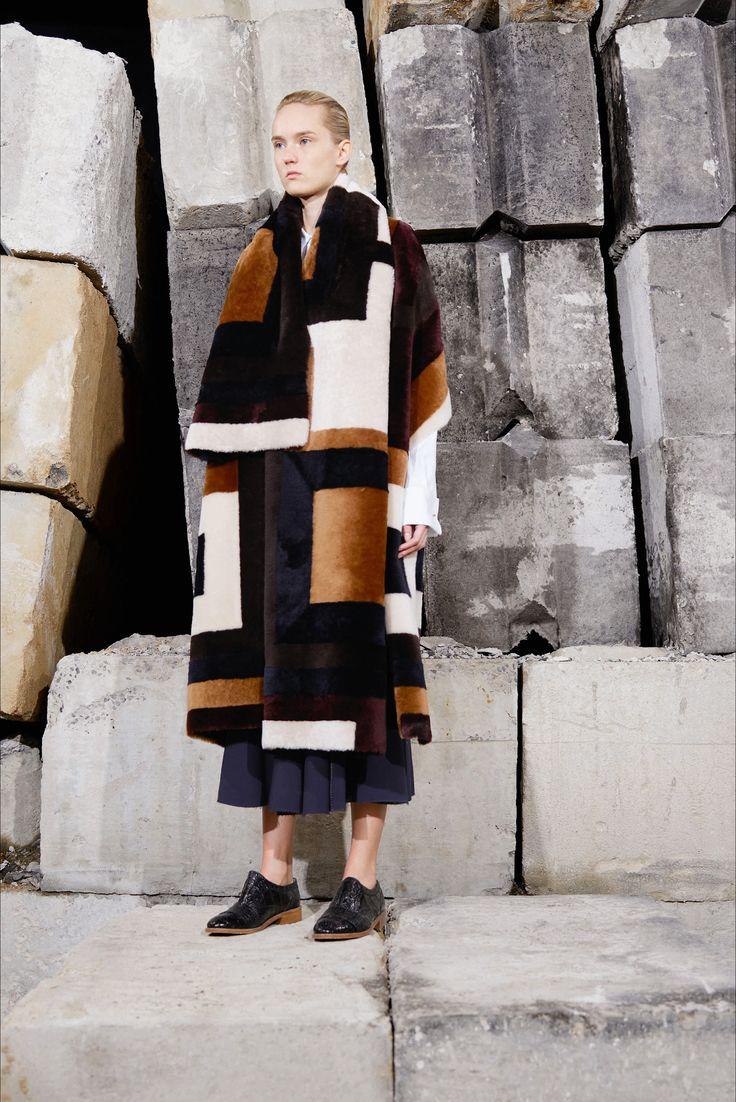 Sfilata Gabriela Hearst New York - Collezioni Autunno Inverno 2016-17 - Vogue