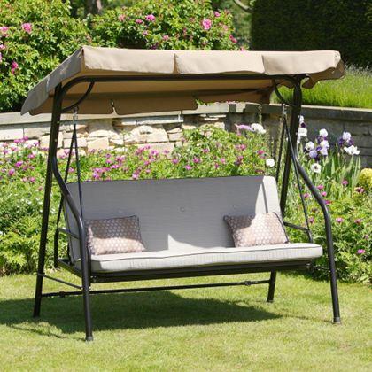 Mejores 13 imágenes de garden swing seat en Pinterest | Asiento de ...