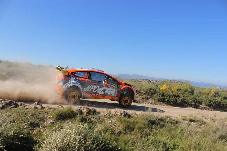 Prokop   WRC Rally de Portugal 2015