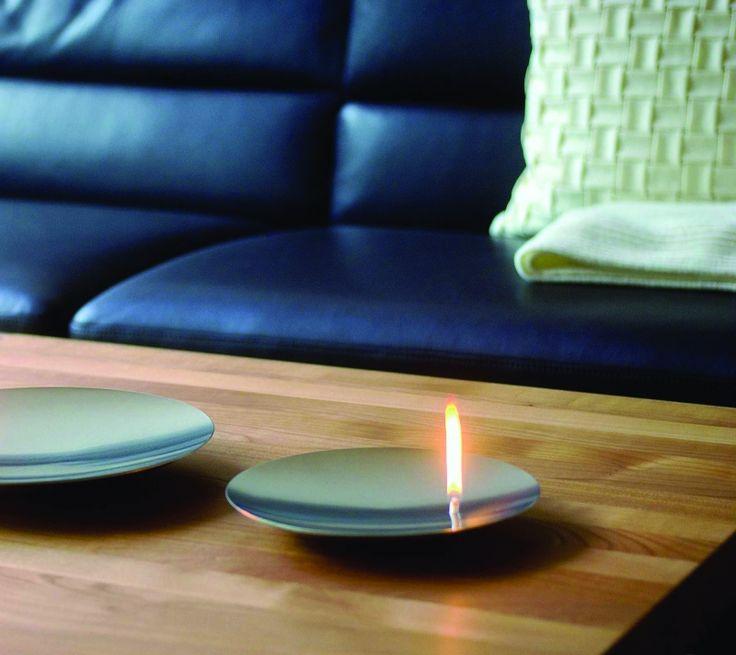 Heb je een modern interieur? Dan staan deze Mono olielampen vast prachtig bij jou op tafel.