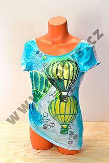 Šablona Balón, 20 x 30 cm, plast