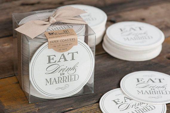 Best 25 Wedding Coasters Ideas On Pinterest Wedding