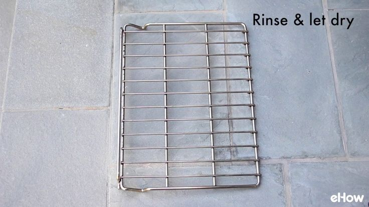 how to clean wolf oven racks