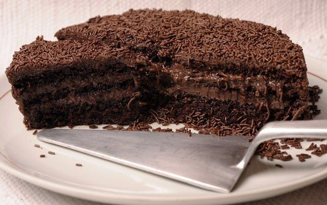 Today's Recipes: Chocolate Cake, And Coconut Tarts