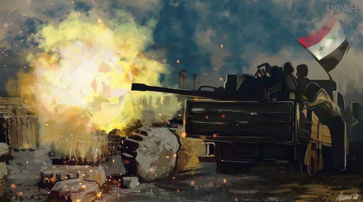 Сирия сегодня: США отрицают удар в Дейр эз-Зоре, расследование в Идлибе, «Бук»и «Тор» для Дамаска https://riafan.ru/715008-siriya-segodnya-ssha-otricayut-udar-v-deir-ez-zore-rassledovanie-v-idlibe-buk-i-tor-dlya-damaska