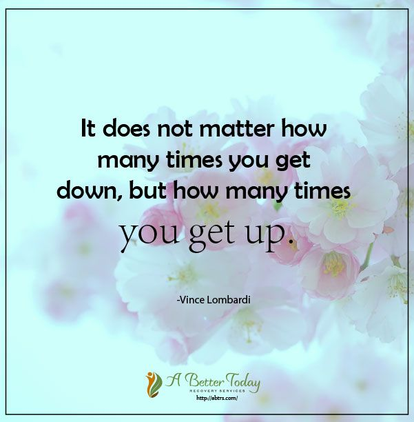 Nobody can beat a person who doesn't give up.  Even if you've relapse many times, it doesn't mean you're a failure. Choose to get up and walk the path again, persevering in the direction of #positive #change. #motivational #quotes Like us on FB https://www.facebook.com/ABetterToday