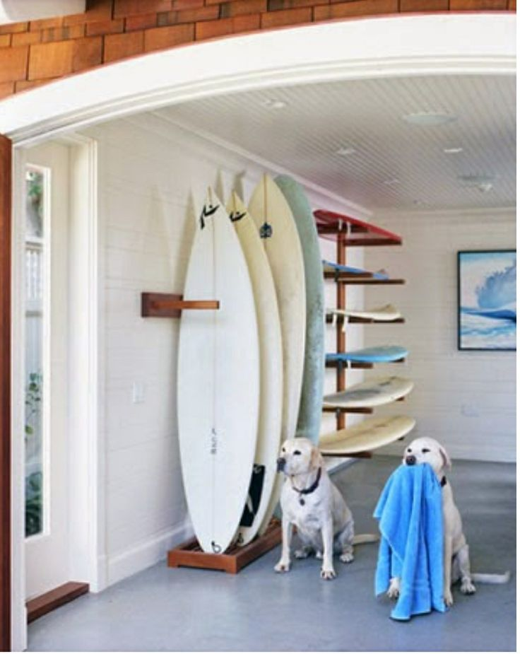 Storage for Surf boards!!