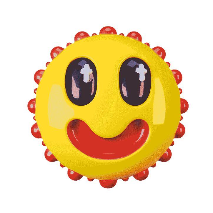 Анимация улыбка