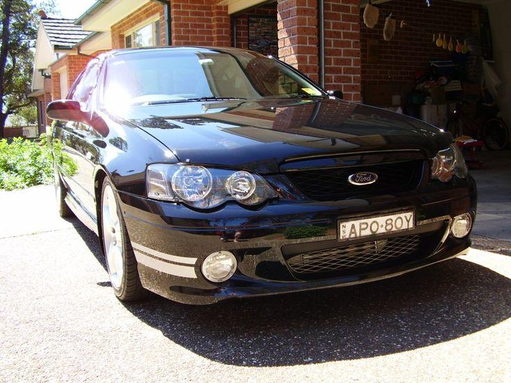 My BA XR6 Turbo